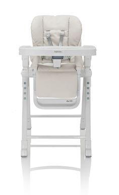 Gusto Highchair -Cream