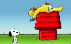you have to be old enough to remember Snoopy cartoons...