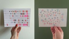 Eyeo 2015 – Giorgia Lupi and Stefanie Posavec| Dear Data● beautiful graphs via postcards done in nonconventional ways