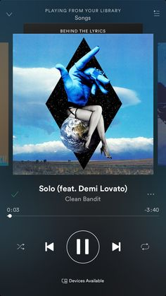 Clean Bandit, Music Mood, Mood Songs, Solo Demi Lovato, Music Is Life, My Music, Black Books Quotes, Song Playlist, Playlist Creator