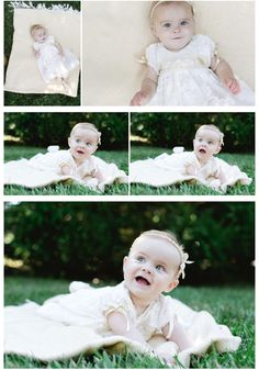 Fawn & Fallow Photography | Louisa Christening Gown