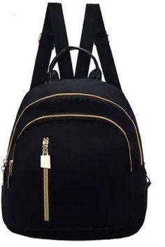 Teen-Preppy Waterproof Backpack