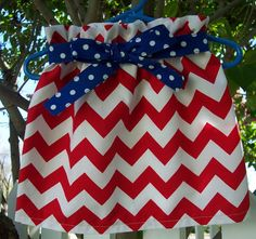 My Carrie Custom Red and White Chevron Paper by MyCarrieCreations, $18.00