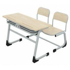 Klasik ikili  okul sırası (werzalit)Tabla: Werzalit (45x110 cm.) Sıra Boru Kalınlığı: 25-32x50x1,5 mm. Sandalye Boru Kalınlığı: 16x40x1,5 mm. Oturak Sırtlık: werzalit Boya: Elektrostatik polyester Boya Kalınlığı: 80 mikron Papuç: Zemine göre ayarlanabilir