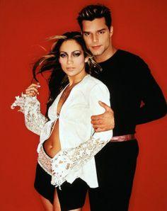 Jennifer Lopez & Ricky Martin