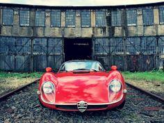 The Alfa Romeo 33 Stradale http://silodrome.com/alfa-romeo-33-stradale/