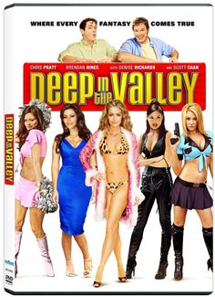 Derin Vadi - Deep in The Valley - 2009 - BRRip Film Afis Movie Poster