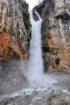 Rio Borosa , rutas por la Sierra de Cazorla, Jaén  Spain