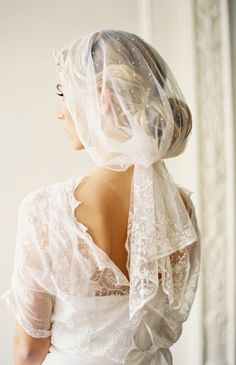 It's a well-known tradition for brides to wear veils on their wedding day. Let's face it – there are only a few times in your life where it is socially acceptable to wear a veil! But do you know the traditions behind wearing a veil on your wedding day? Click here to find out: http://www.weddingpartyapp.com/blog/2013/07/31/style-spotlight-bridal-veils-wedding-day/