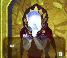 skyward sword gif | Zelda: Skyward Sword's Villain - Page 3