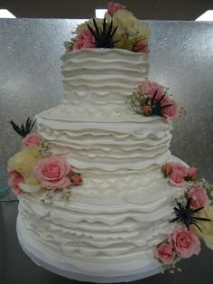 interesting cake from hoeckele's Amazing Cakes, Bakery, Desserts, Food, Tailgate Desserts, Meal, Bread Store, Dessert, Eten