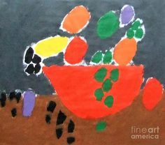 Patrick Francis Acrylic Print featuring the painting Bowl Of Fruit 2014 by Patrick Francis Framed Prints, Art Prints, Great Artists, Kids Rugs, Tapestry, The Incredibles, Fine Art, Fruit, Metal