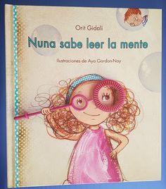 Coleccionando cuentos: Nuna sabe leer la mente