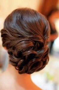 Several Easy Updo Wedding Hairstyles You Can Always Try On: African American Wedding Updo Hairstyles 2011 ~  Wedding Hairstyles Ideas Inspiration