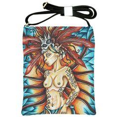 """""""The Origin"""" Shoulder Sling Bag via ArtsNow.com"""