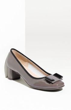 WISHLIST!!! --- Salvatore Ferragamo 'My Flair' Pump available at #Nordstrom