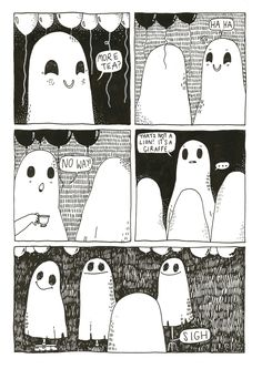 Page 11 - The Sad Ghost Club Zine