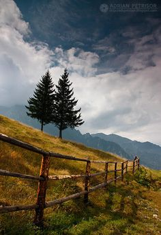 Pârâul Rece, Romania (by Adrian Petrisor) Landscape Photography, Nature Photography, Romania Travel, Autumn Nature, Beautiful Places To Visit, Amazing Nature, Scenery, Around The Worlds, National Parks