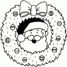 Here is another coloring sheet for you that shows Santa giving a dolly to a little elf for delivery. If you like this coloring sheet, click on it and it will open nice and big - then simply print it out and color it.  If you're a parent or a teacher...an aunty or an uncle... maybe you'd like to print a few of the coloring pages on this site and collate them (staple them) into a coloring book for the little children in your life..