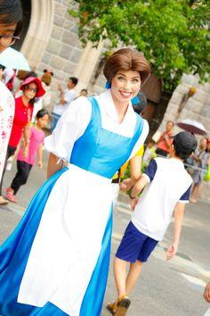 Belle, HKDL