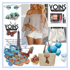 """YOINS #30"" by maja9888 ❤ liked on Polyvore featuring yoins, yoinscollection and loveyoins"
