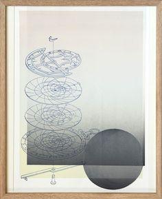 Edouard Wolton - Astrolabe - Archéo-astronomie et astrallité des couleurs