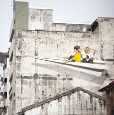 by Ernest Zacharevic (LP)
