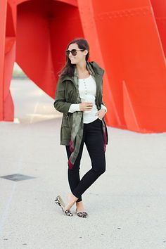 my everyday style: fall layering with Old Navy!