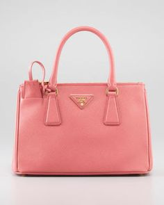 This is a little out of my price range but I really like it. shopstyle.com: Prada Mini Saffiano Lux Tote Bag, Pink