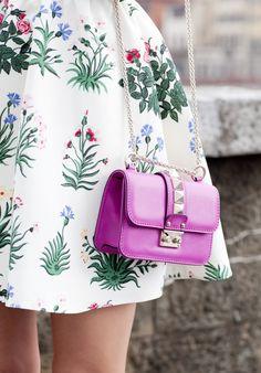 Damsel in Dior Fashion Bags, Fashion Backpack, Fashion Accessories, Womens Fashion, Fashion 2015, Chanel, Valentino Garavani, Retro, Passion For Fashion
