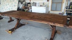Barn Wood L Shaped Five Foot Desk With Pipe Legs Created