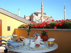 Four Seasons Istanbul. Have been once. Would love to take my husband!
