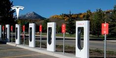 """Tesla's new concept for charging """"stations"""" also shows how usable and reliable the car will likely become."""