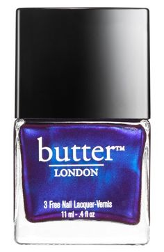 butter LONDON 'Prince's Plums' Nail Lacquer (Nordstrom Exclusive) available at #Nordstrom