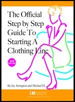 How to Start a Clothing line from scratch, start my own clothing line