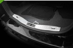 75.00$  Buy here - http://ali4vj.worldwells.pw/go.php?t=1947427174 - Stainless steel rear bumper cargo sill plate cover Guard for 2014 ford fusion 75.00$