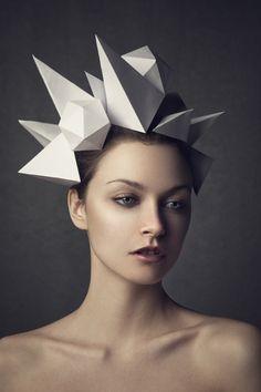 The Night Frost for Papercut Magazine by Ivo Sekulovski, via Behance