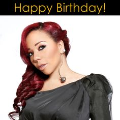 #ONYCHair sending a Birthday shout-out to the lovely #TamekaHarris!  Some may know this #BirthdayBeauty from the group Escape, and others may know her as TI's wife and the hip mother we see on TV.  #ONYC is always loving the hair!  Achieve her look #ONYC Light Relaxed Perm #hair, and have it custom colored! Shop USA Now >>> ONYCHair.com Shop UK Now >>> ONYCHair.uk