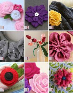 DIY Flowers Tutorial