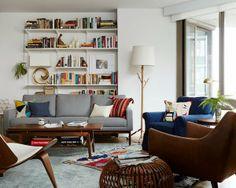 El apartamento neoyorkino (perfecto) de Joanna Godard decorado por Emily Henderson · Joanna Goddard's new home decorated by Emily Henderson
