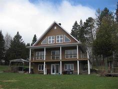 Maison à vendre à Lac-Saint-Paul, Laurentides, 99, Chemin des Pionniers…