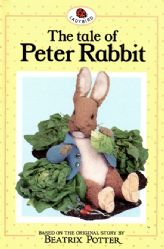 PETER RABBIT a Ladybird Book Peter Rabbit and Friends First Edition Gloss Hardback 1987