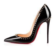 Chaussures femme - Anjalina Vernis - Christian Louboutin http://eu.christianlouboutin.com/fr_fr/shop/women/anjalina-vernis-367062.html #christianlouboutin #talons #escarpins