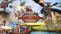 """""""Drachenzähmen – Die Insel"""" Eröffnung im Heide Park am 14. Mai 2016 mit vier Attraktionen: Fliegen, Reiten, Bootfahren - alles dabei! Alle Infos und Artworks: http://www.parkerlebnis.de/drachenzaehmen-die-insel-eroeffnung-heide-park_18761.html"""