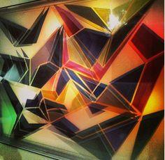#art in #Mexico #DF #instagram #fineart #modernart follow @MKSkyton