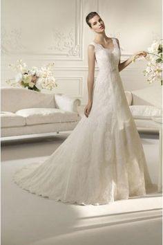 Robe de mariée White One Nido 2013