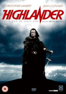 """Highlander. """" There can be only 1"""""""