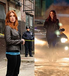 Unforgettable ..another great new show!  nice to see Poppy Montgomery in something new :)