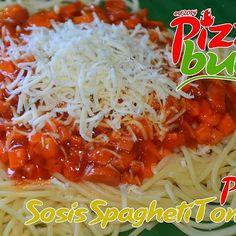 Sosis Spagheti Tomato Only available @pizzabuah #pizzabuahtbk #pizzabuah