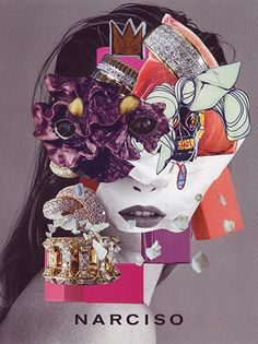 Collage: Cless, Narciso
